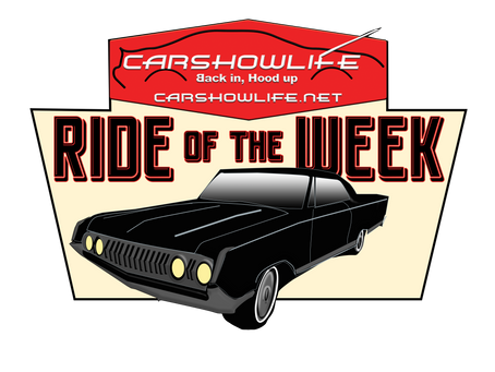 Ride Of The Week 05/18/2020: Martyn Green's 1964 Mercury Marauder
