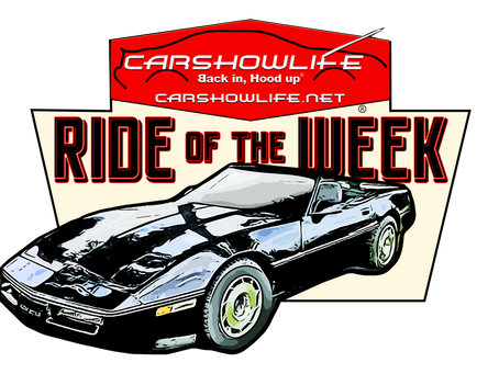 Ride Of The Week 04/05/2021: Jon Geise's 1987 Corvette