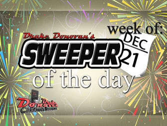 SWEEPER OF THE DAY COPY: WEEK OF 12/21/2020