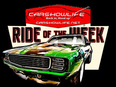 Ride Of The Week 06/28/2021: Chris, Chris & Kris' 1969 Camaro RS