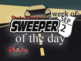 SWEEPER OF THE DAY COPY FOR WEEK OF 09/02/2019