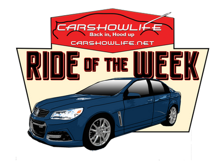 Ride Of The Week 06/01/2020: Mike & Donna Mannion's 2015 Chevy SS Sedan