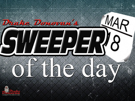 SWEEPER OF THE DAY COPY: WEEK OF 07/20/2015
