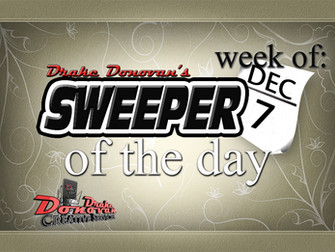 SWEEPER OF THE DAY COPY: WEEK OF 12/07/2020