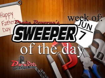 SWEEPER OF THE DAY COPY: WEEK OF 06/07/2021