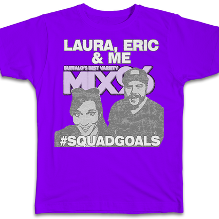 Mix 96 Squad Goals