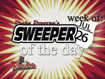 SWEEPER OF THE DAY COPY: WEEK OF 07/26/2021