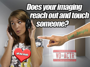Does Your Imaging Reach Out And Touch Someone?