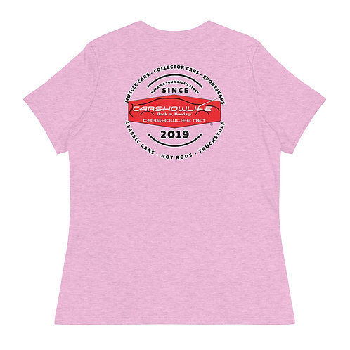Telling Your Ride's Story Since 2019 Women's T-Shirt