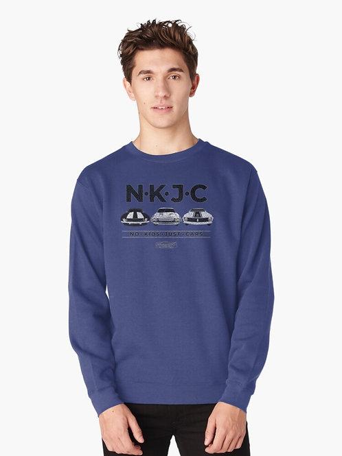 No Kids Just Cars Sweatshirt