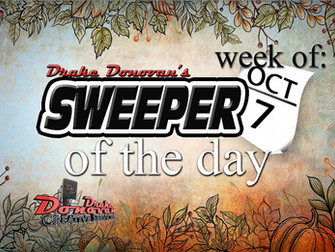 SWEEPER OF THE DAY COPY FOR WEEK OF 10/07/2019