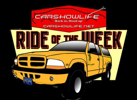 Ride Of The Week 08/03/2020: Charlie Lumbard's 1999 Dodge Dakota Sport Club Cab