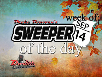 SWEEPER OF THE DAY COPY: WEEK OF 09/14/2020