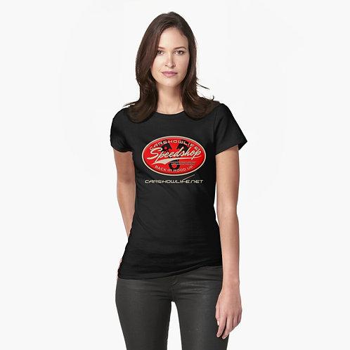 CSL Speedshop Fitted T-Shirt