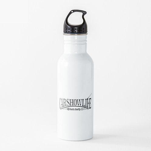 CSL Stylized Logo  Water Bottle