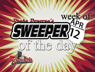SWEEPER OF THE DAY COPY: WEEK OF 04/12/2021
