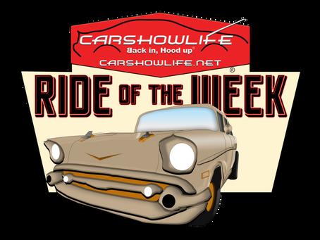 Ride Of The Week 10/26/2020: Charlie Eichenlaub's 1957 Bel Air Wagon
