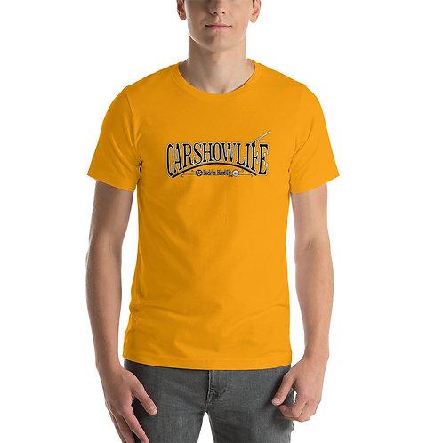 Car Show Life Stylized Logo T-Shirt