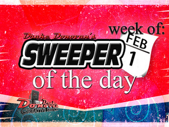 SWEEPER OF THE DAY COPY: WEEK OF 02/01/2021
