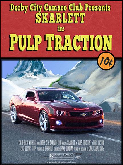Car Show Life Car Movie Poster