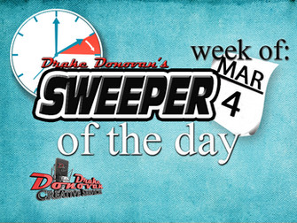 SWEEPER OF THE DAY COPY FOR WEEK OF 03/04/2019