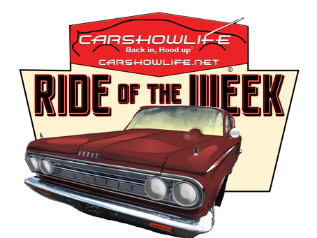 Ride Of The Week 11/30/2020: Allen Kile's 1964 Dodge Custom 880