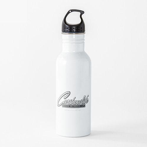 CSL Script Logo Water Bottle