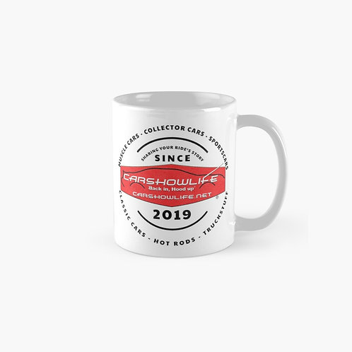 Telling Your Ride's Story Since 2019 Mug