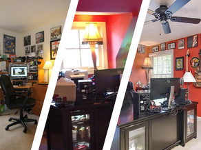The DDCS Studio Thru The Years: A Review Of My Gear And Set-Ups Since 2004