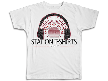 Where Have All The Station T-shirts Gone?