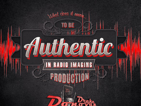 What Does It Mean To Be Authentic In Radio Imaging?