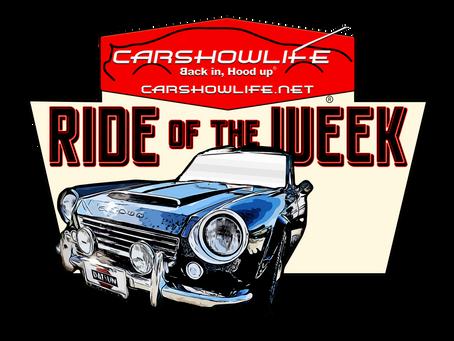 Ride Of The Week 03/01/2021: 1967 Datsun 1600