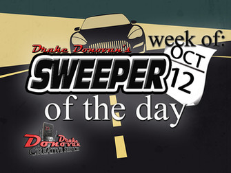 SWEEPER OF THE DAY COPY: WEEK OF 10/12/2020