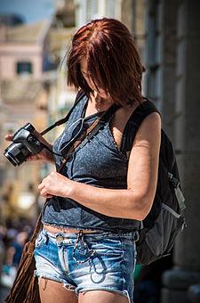 portrait outdoor