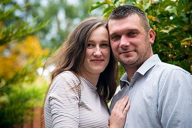 couple family portrait