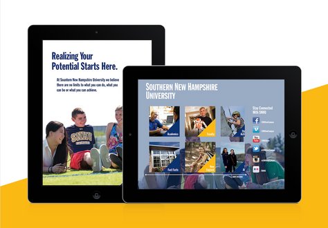 Southern New Hampshire University Digital Viewbook