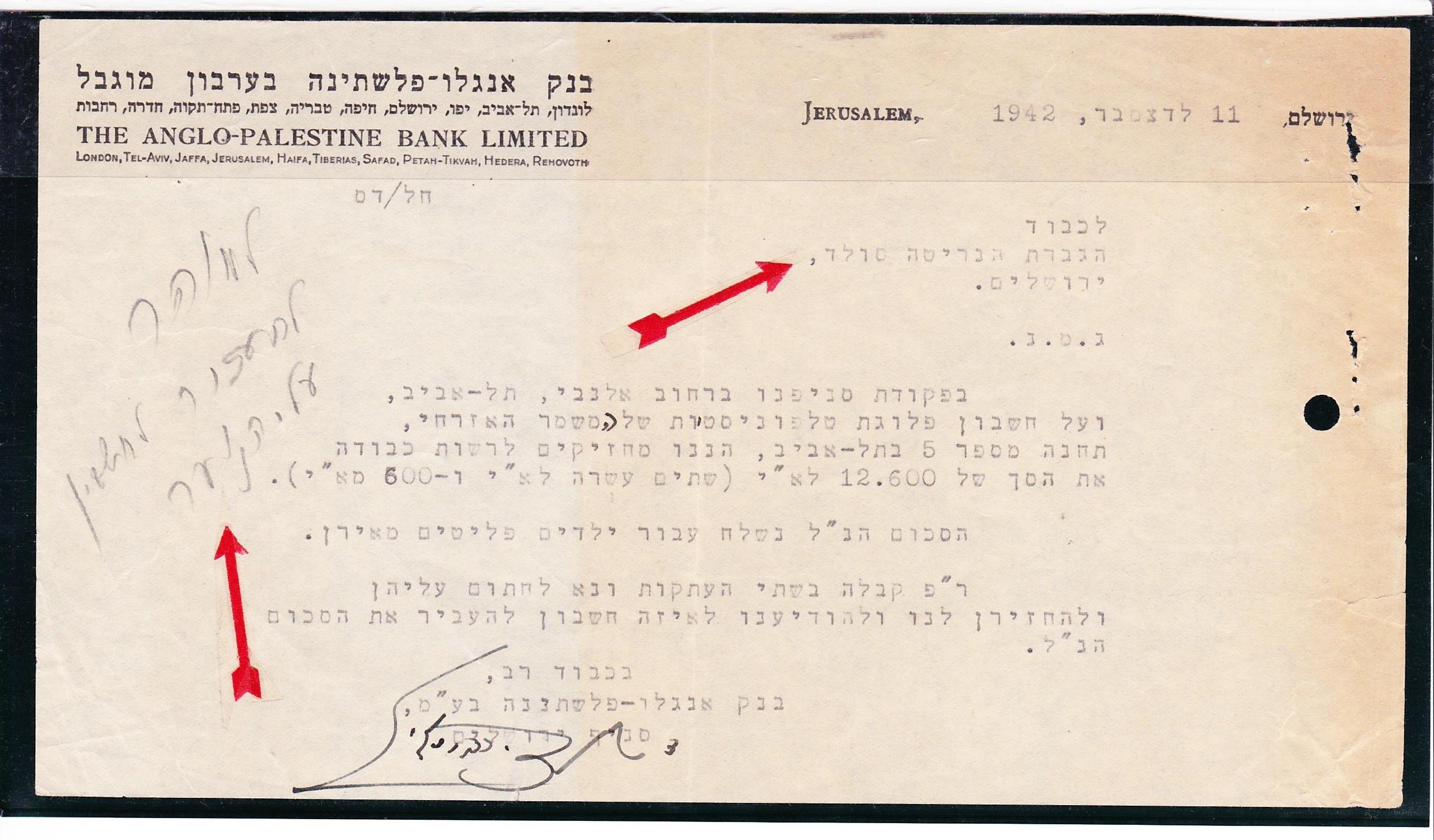 British Mandate | virtual jewish museum