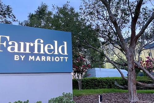 The Fairfield Inn by Marriott Orlando - Studio
