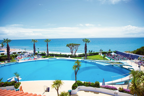 The Grand Muthu Oura View Beach Club Portugal - Two bed