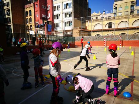 Jornada de patinatge sobre rodes