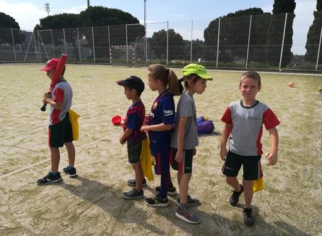 Primera promoció a l'escola Sant Josep