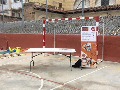 Jornada de portes obertes a l'escola Sant Josep Oriol.