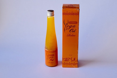 SIDDHALEPA Yoga Oil Relax
