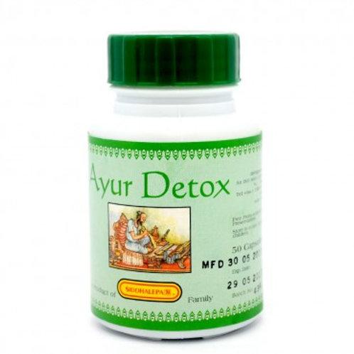 SIDDHALEPA Ayur Detox / Clean