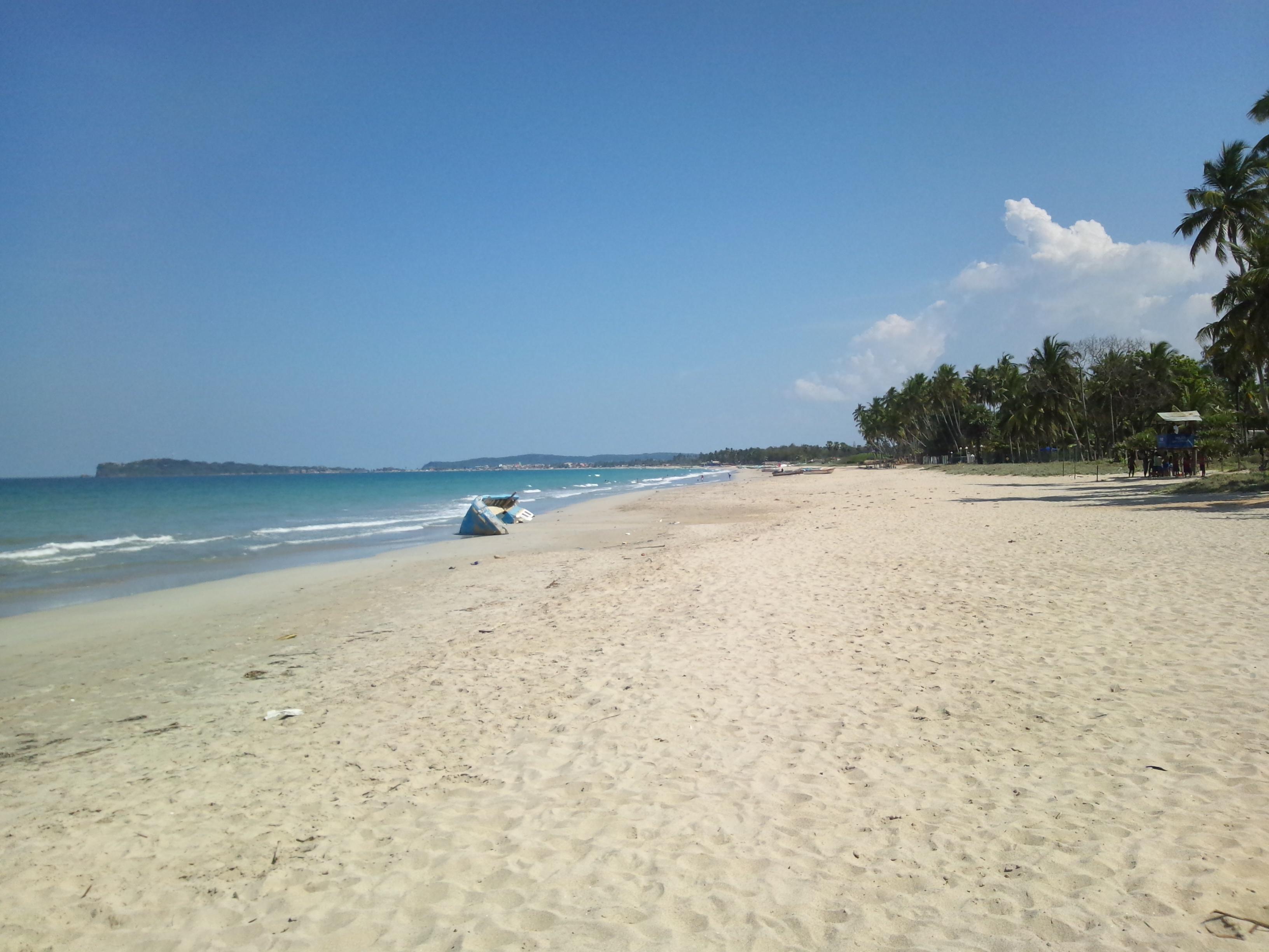 Trincomalee Uppveli Beach 1
