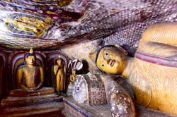 Dambulla Cave Temples Buddha