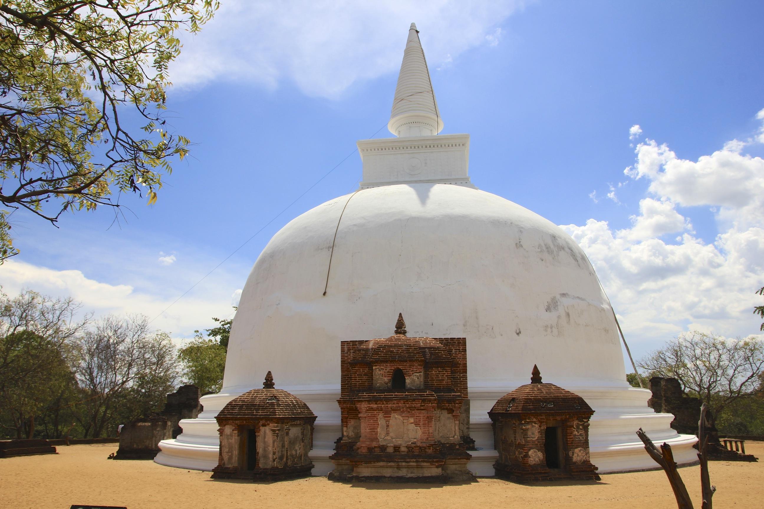 Polonnaruwa Stupa