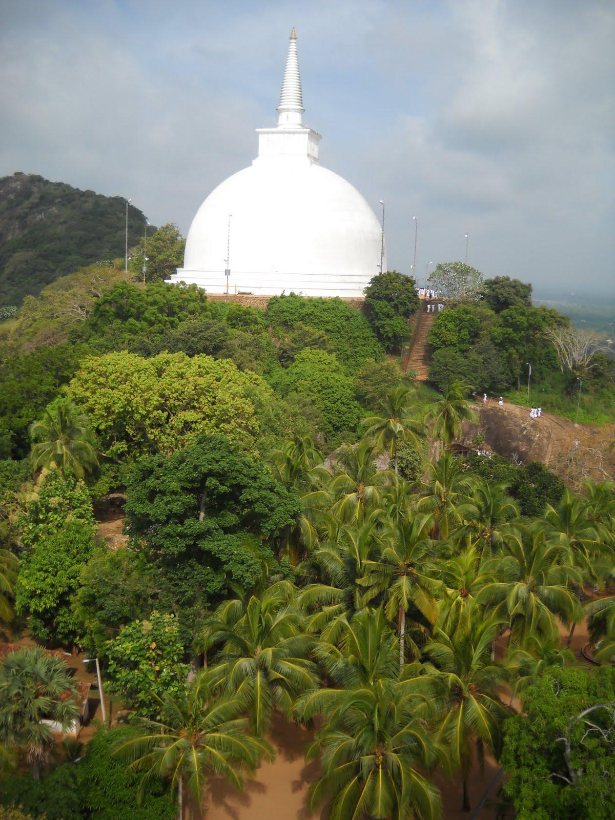 Mihintale Klosteranlage 2