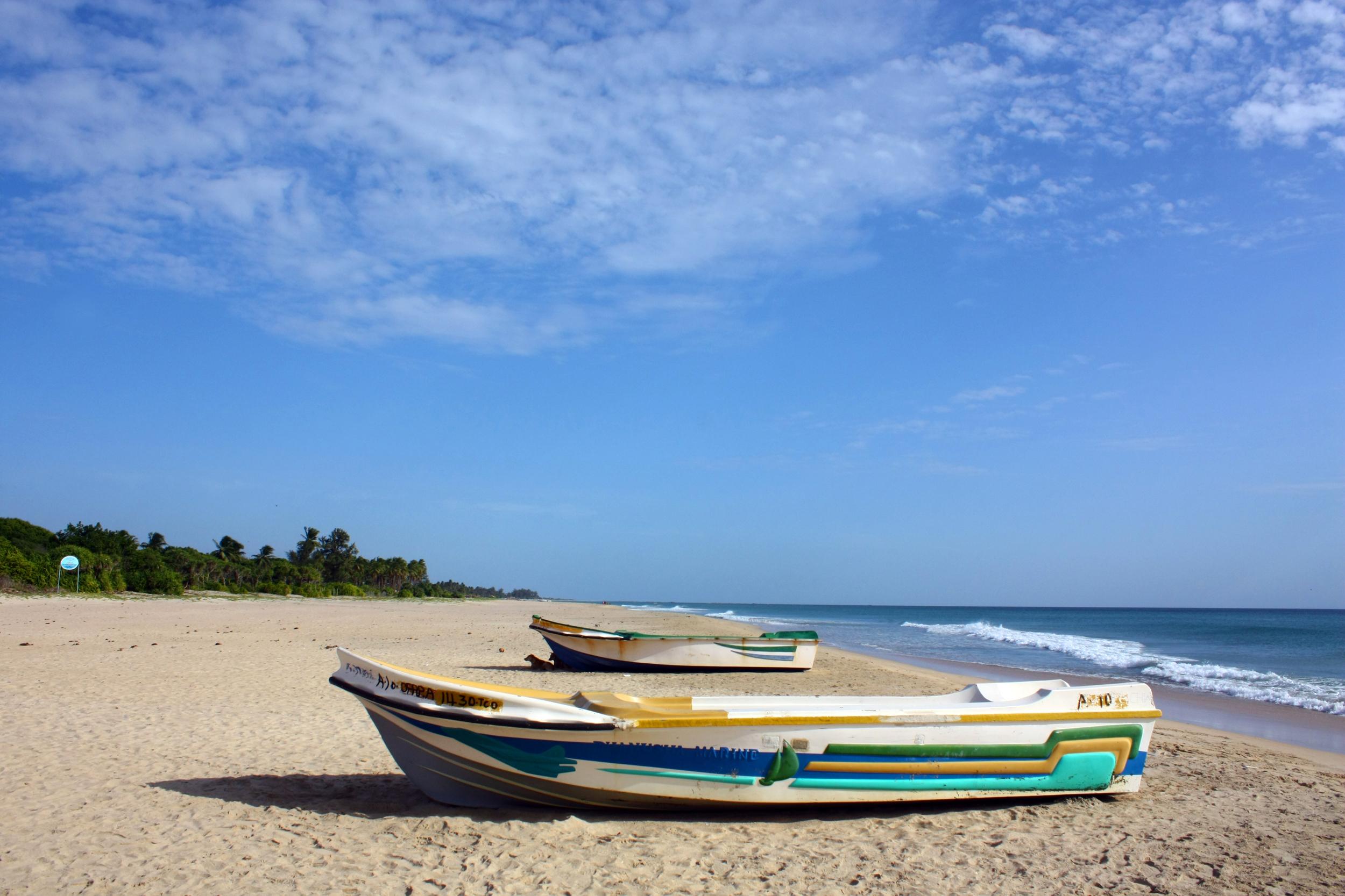 Trincomalee Nillaveli Beach