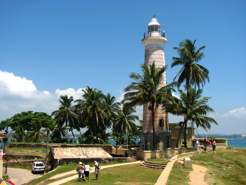 Galle 3 Lighthouse